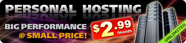 The best deal in web hosting